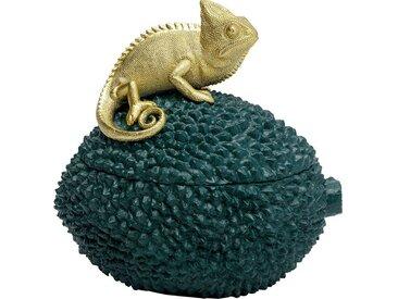 KARE Kiste »Deko Dose Chameleon 20cm«
