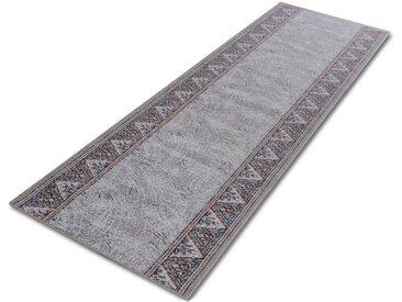 Floordirekt Läufer »Elota«, rechteckig, 1A, grau, Grau