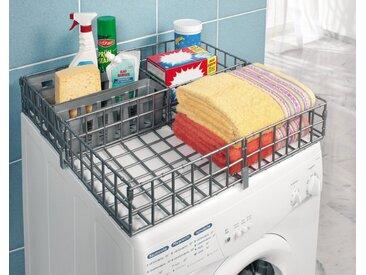 Ruco Organizer, für die Waschmaschine, Kunststoff, inkl. 3 herausnehmbare Körbchen