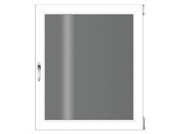 RORO Türen & Fenster RORO TÜREN & FENSTER Kunststoff-Fenster BxH: 75x90 cm, ohne Griff, weiß, rechts, weiß