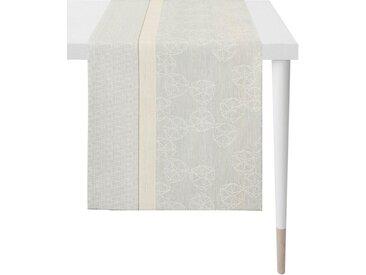 APELT Tischläufer »1304 Loft Style, Jacquard« (1-tlg), natur, creme-natur-beige