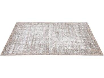 Andiamo Teppich »Campos«, rechteckig, Höhe 10 mm, Kurzflor, Wohnzimmer, natur, beige