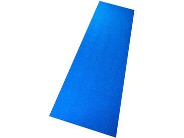Living Line Teppich »Premium«, rechteckig, Höhe 10 mm, In- und Outdoor geeignet, Meterware, blau, blau