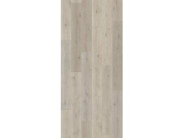 PARADOR Laminat »Classic 1050 - Eiche natural mix grau«, Packung, spezielle Trägerplatte, 1285 x 194 mm, Stärke: 8 mm