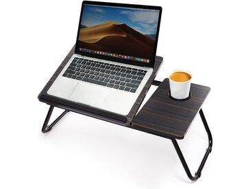 AREOUT Laptoptisch, Laptop-Betttisch Laptoptisch Schreibtisch für Bett und Sofa