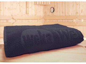 weka Saunatuch »Anthrazit« (1-St), BxL: 70x180 cm