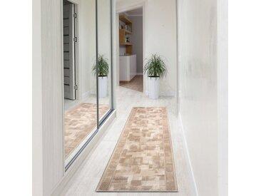 Floordirekt Läufer »Tribe«, rechteckig, Höhe 5.4 mm, natur, Beige