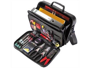 VALUE Werkzeugset »Elektronik Werkzeug-Tasche«