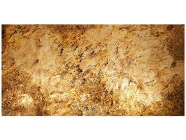 SLATE LITE Dekorpaneele »Translucent Falling Leaves«, Naturstein, Stärke 1,5 mm, 240 x 120 cm, bunt, 240 x 120cm, natur/gelb/bunt