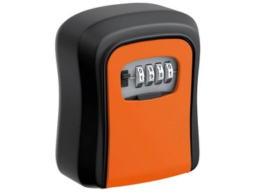 BASI Schlüsseltresor »SSZ 200 Schlüsselsafe mit Zahlenkombination«, 0,49 kg, orange, orange