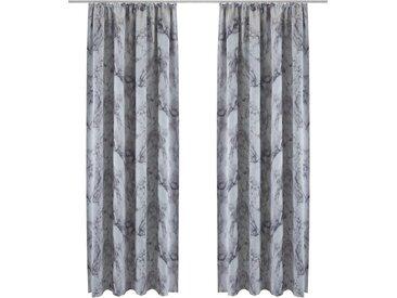 my home Vorhang »Mamor«, Kräuselband (1 Stück)