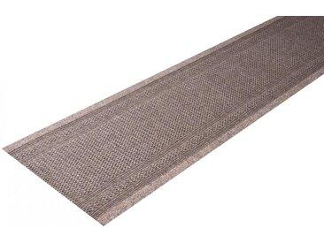 Living Line Läufer »Arabo«, rechteckig, Höhe 7 mm, In- und Outdoor geeignet, Meterware, natur, beige