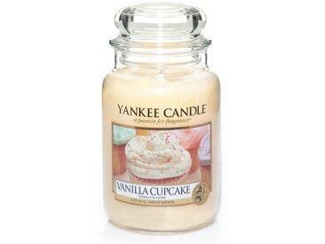 Yankee Candle Duftkerze »Classic Housewarmer Groß Vanilla Cupcake«