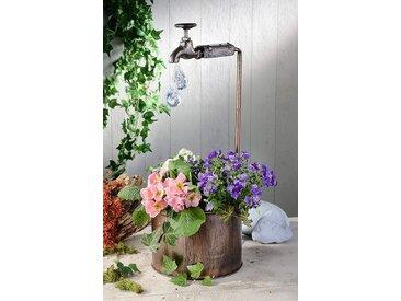 JOKA international Gartenleuchte »Pflanztopf Tropfen«