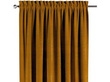 Dekoria Vorhang, gelb, gelb