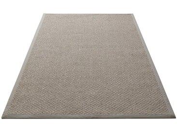 Home affaire Sisalteppich »Firat«, rechteckig, Höhe 8 mm, grau, grau