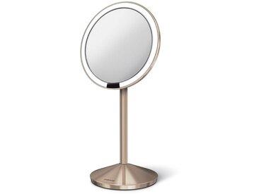 simplehuman Spiegel »12cm Sensorspiegel«, goldfarben, goldfarben