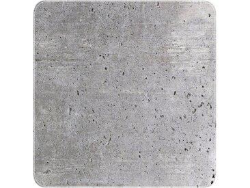 WENKO Duscheinlage »Concrete«, B: 54 cm, L: 54 cm, 1-tlg.