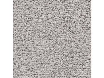 Vorwerk VORWERK Teppichboden »Passion 1004«, Meterware, Velours, Breite 400/500 cm, grau, hellgrau x 5V28