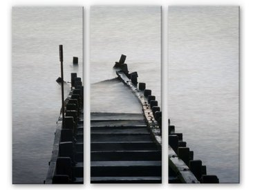 Wall-Art Mehrteilige Bilder »Schwarz Weiß Fotografie«, (Set, 3 Stück)