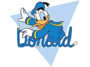 Komar KOMAR XXL Poster »Donald Duck Triangle«, bunt, 30 cm x 40 cm, bunt