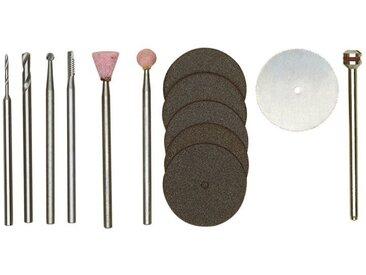 Proxxon PROXXON Werkzeugkoffer »Werkzeugsatz für Modellbauer«, (13-tlg), silberfarben, silberfarben