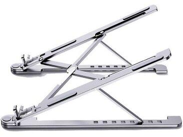 """cofi1453 »Laptop Ständer Desktop Aluminium Notebook tragbares selbstklebender Laptopständer 14 - 17,3"""" Zoll für Notebook, Laptop« Laptop-Ständer"""