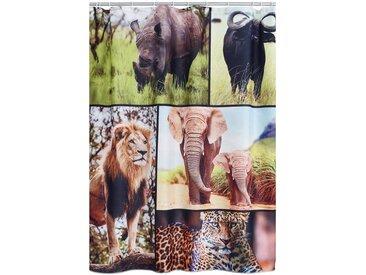 RIDDER Duschvorhang »Africa«, bunt, multicolor