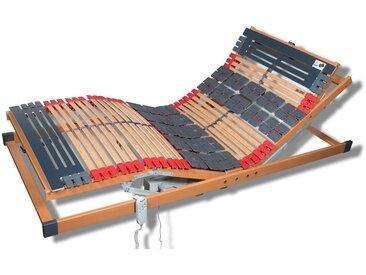 FMP Matratzenmanufaktur elektrisch verstellbarer Lattenrost Funkfernbedienung »Rhodos EL Komfort«, kabelgebundene Bedienung