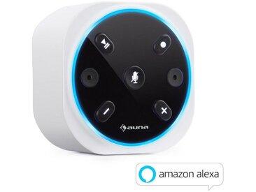 Auna Intelligence Plug Wireless Steckdosen-Lautsprecher Alexa-Vo »Intellig plug WH«, weiß, weiß