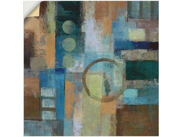 Artland Wandbild »Mittelpunkt«, Muster (1 Stück), Wandaufkleber - Vinyl