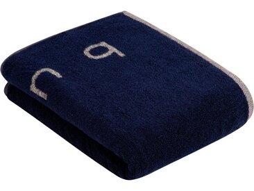 bugatti Badetuch »Emilio« (1-St), Doubleface, blau, marine blau