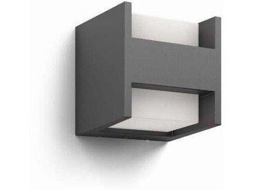 Philips LED Außen-Wandleuchte »myGarden Arbour 800lm, Anthrazit«