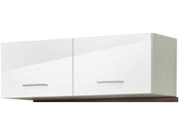 HELD MÖBEL Hängeschrank »Monaco, Breite 100 cm«, weiß, weiß