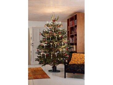 KONSTSMIDE LED Baumkette, grün, Lichtquelle warm-weiß, Grün