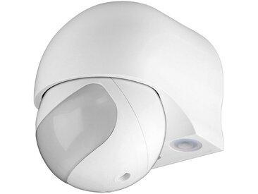 Goobay Bewegungsmelder »Infrarot Bewegungsmelder«, weiß, Weiß