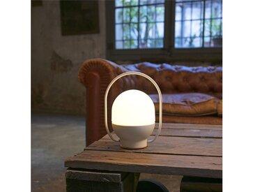 FARO Barcelona Dekolicht »Tragbare Lampe TAKE AWAY IP20 Weiß«