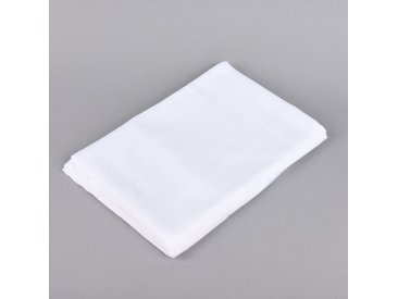 SCHÖNER LEBEN. Tischdecke »Tischdecke rund einfarbig weiß 300cm«