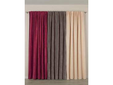 Vorhang, Multifunktionsband (1 Stück), natur, creme