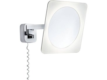 Paulmann LED Wandleuchte »Kosmetikspiegel Bela 5,7W Chrom Weiß Spiegel Metall«