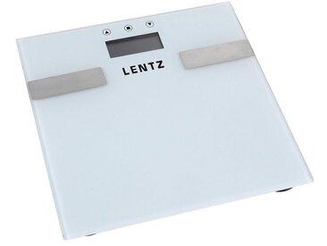 Lentz Badmöbel-Set »Personenwaage Personenwaage Weiß«