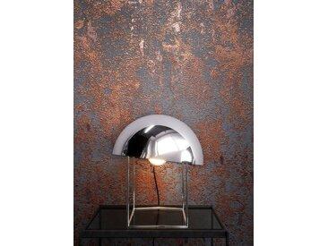 Newroom Vliestapete, Kupfer Tapete Uni Leicht Glänzend - Beton Anthrazit Rot Betontapete Betonoptik Putzoptik Modern Industrial für Wohnzimmer Schlafzimmer Küche, rot, Leicht Glänzend,Beton