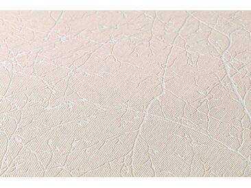 living walls Vliestapete »Elegance«, Wald, weiß, beige-weiß