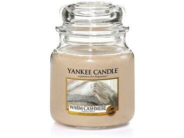 Yankee Candle Duftkerze »Classic Housewarmer Mittel Warm Cashmere«