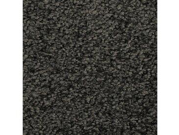 Vorwerk VORWERK Teppichboden »Passion 1001«, Meterware, Velours, Breite 400/500 cm, grau, anthrazit/dunkelgrau x 9E00