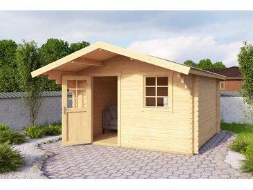 Nordic Holz Gartenhaus »Viljandi 486«, BxT: 320x445 cm
