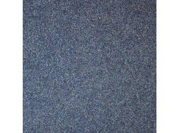 Teppichfliese »Maine«, quadratisch, Höhe 6 mm, selbstliegend, blau, blau
