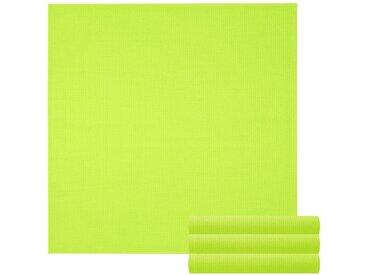 Lashuma Handtuch Set »Pure« (Set, 4-tlg), Geschirrtuch 4er Set, Küchentücher Waffelpique 50 x 50 cm, grün, apfelgrün