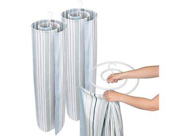 TROCKENFIX Wäscheständer »2x Wäschebügel Wäschetrockner ideal für Bettwäsche & Gardinen«