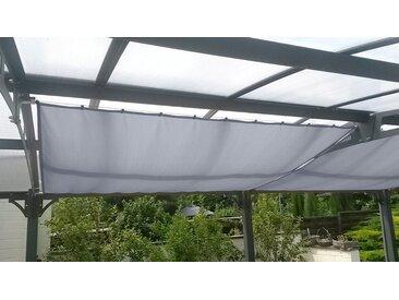 Floracord Sonnensegel »Innenbeschattung«, BxT: 270x140 cm, 1 Bahn, in versch. Farben, grau, grau